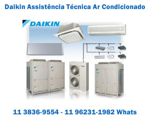 Daikin Assistência