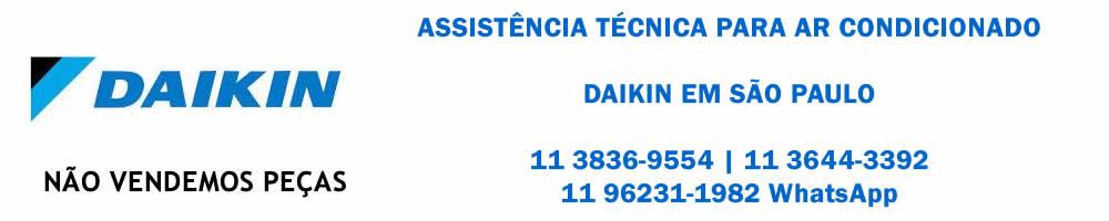 Daikin Assistência Ar-condicionado